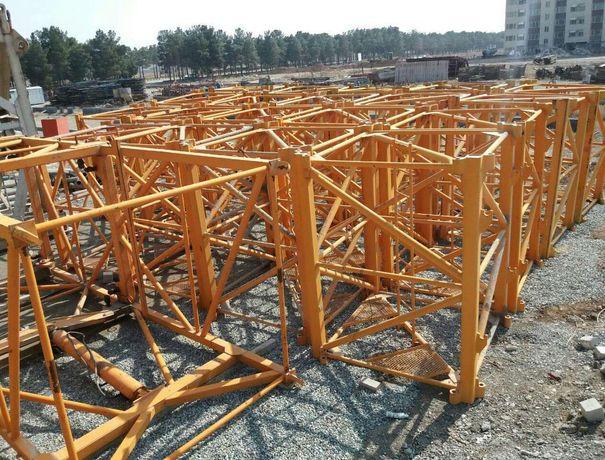 Продам секции башенного крана - QTZ, Simma Potain