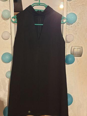 Sukienka ECHO z łezką z przodu