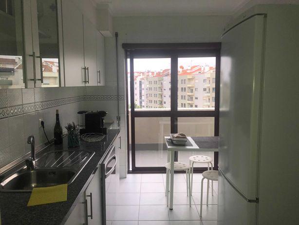 Apartamento T2 nas Barrocas