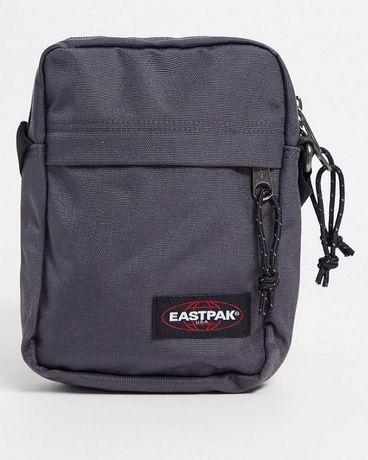 Мессенджер eastpak черный серый 2021 оригинал бананка nike сумка