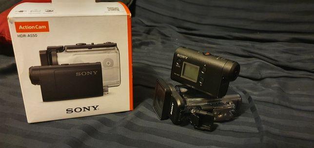 Nowa kamera sportowa SONY HDR AS50
