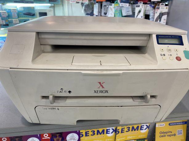 Xerox workcentre PE114e