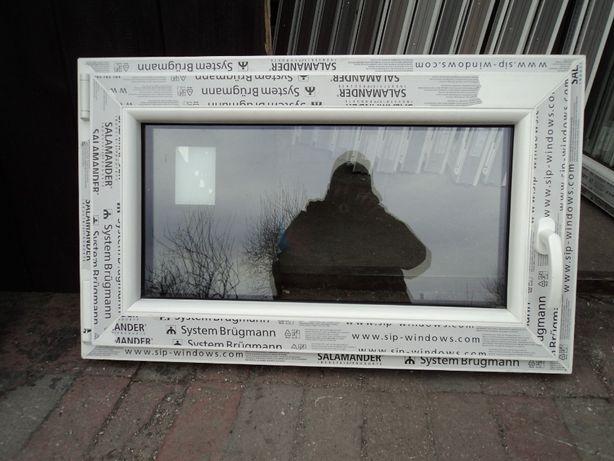 Okna pcv Nowe -sz865x535w- rozw.uchylne