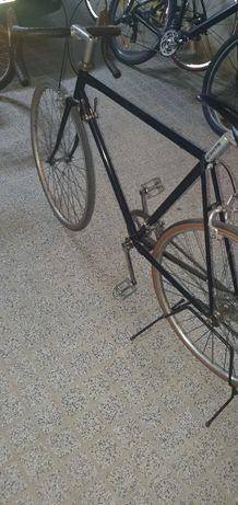 Bicicleta estrada restaurada