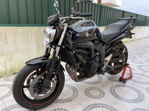 Yamaha FZ6 S2 2010 Black Edition