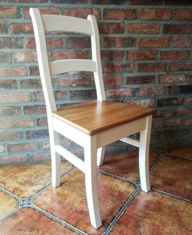 Krzesło dębowe lity dąb kuchnia jadalnia