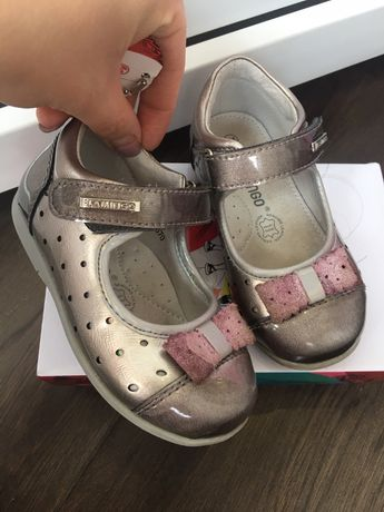 Туфли туфельки flamingo, geox