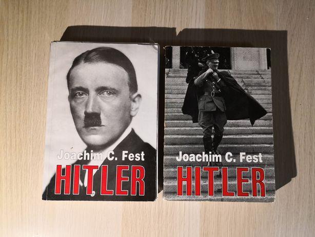 Joachim Fest - Hitler Biografia tom I i II