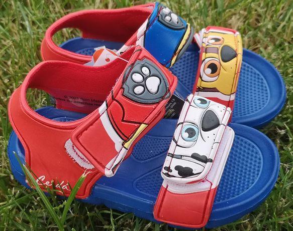 Sandałki Psi Patrol