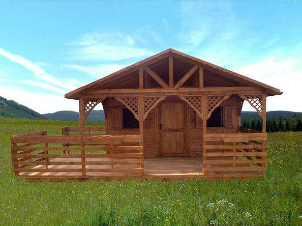 domek, altana, letniskowy, ogrodowy, drewniany, narzędziowy, rod