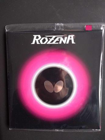 Butterfly Rozena czerwona NOWA okładzina do tenisa