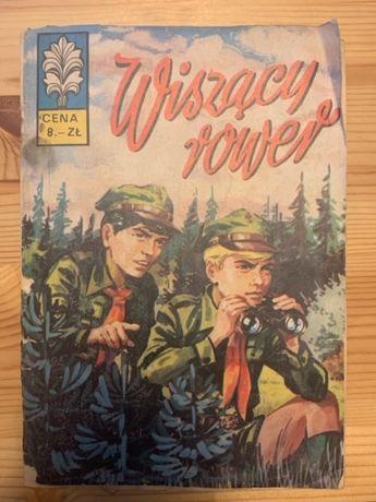 Kapitan Żbik Wiszący Rower wydanie I rok 1973