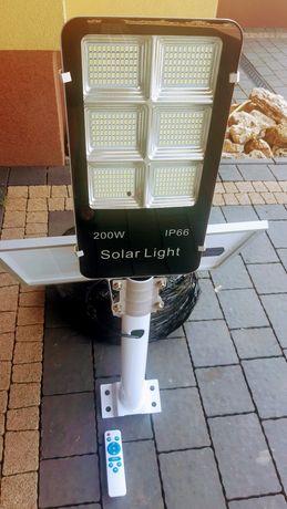Lampa solarna 200 Wat hit wyprzedaż