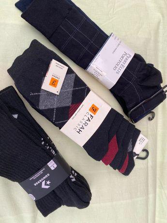 Носки мужские фирменные (Великобритания оригинал ) тёплые и тонкие