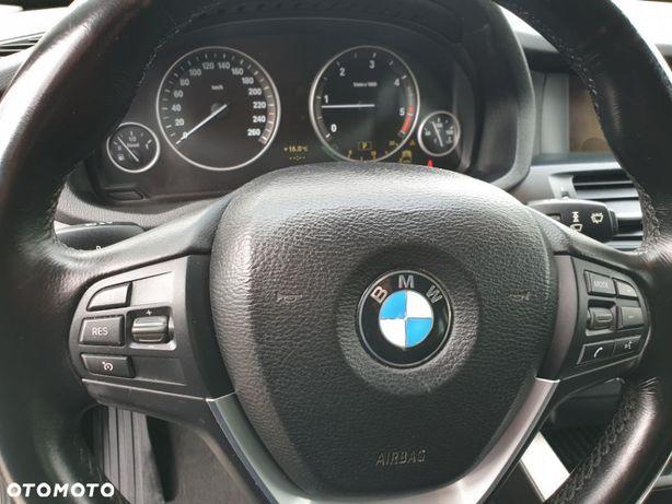 BMW X3 Super okazja 2.0 xdrive
