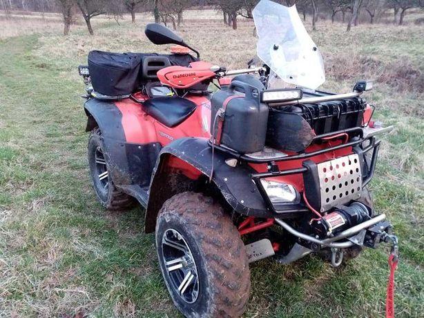Honda trx 350 cm3