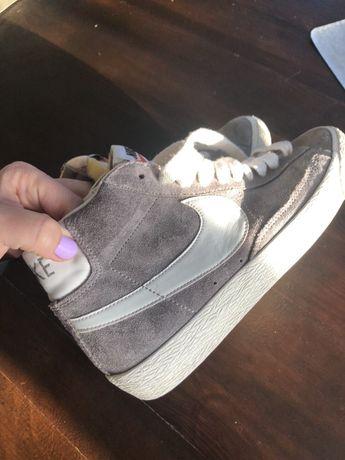 Wysokie Nike r.37,5