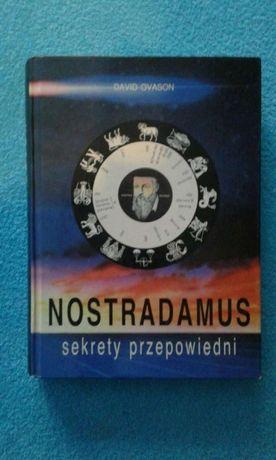 Książka Nostradamus sekrety przepowiedni David Ovason