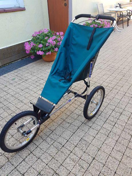 Baby jogger ll-16 wozek do biegania spacerowka USA ultralekki