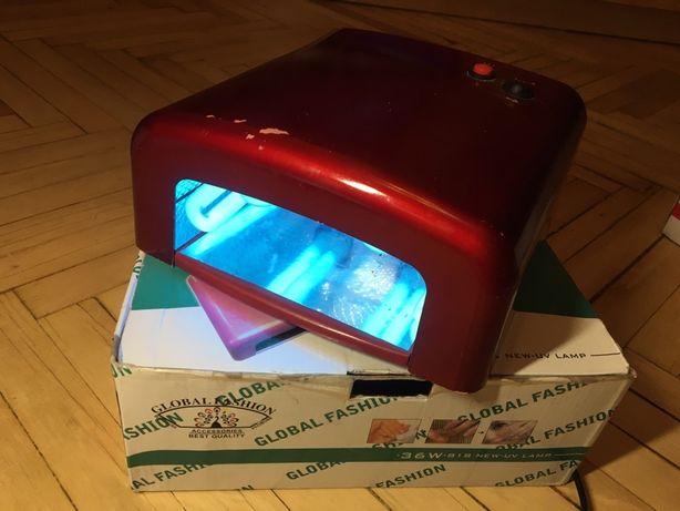 Лампа UV 36W красная