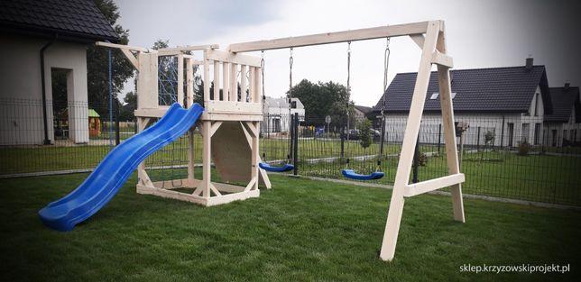 Plac zabaw ogrodowy / domek dla dzieci /meble ogrodowe /ślizg /huśtawk