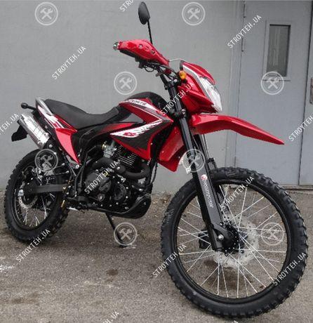 ⫸ Мотоцикл Forte FT200GY-C5B ⫸ Рассрочка ⫸ Доставка ⫸ Без Предоплаты