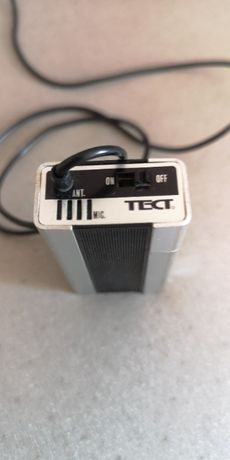 Podsłuch  -TECT WEM 35 , 88-108Mhz Bezprzewodowy mikrofon elektretowy