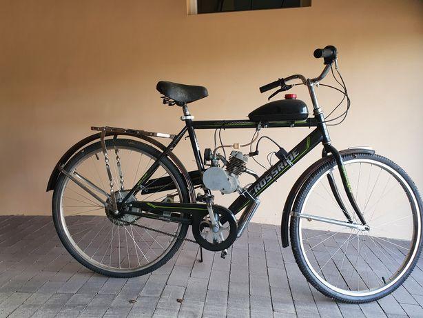 Продам моторку (велосипед)