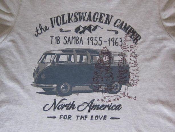 Мужская рубашка Volkswagen