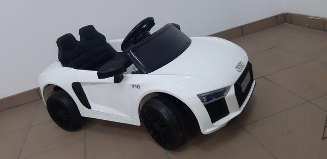 Sprzedam Audi R8 Spyder biala perla
