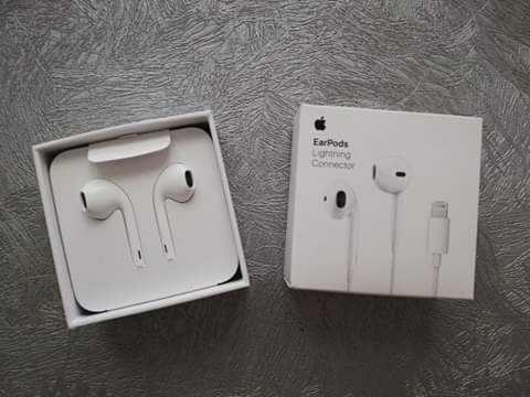 Słuchawki   Apple