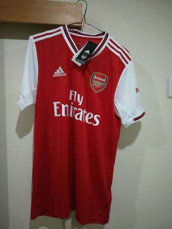 Arsenal Camisola 19/20 Original Nova