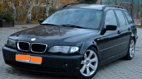 """Felgi 17 """" BMW e46 5x120"""