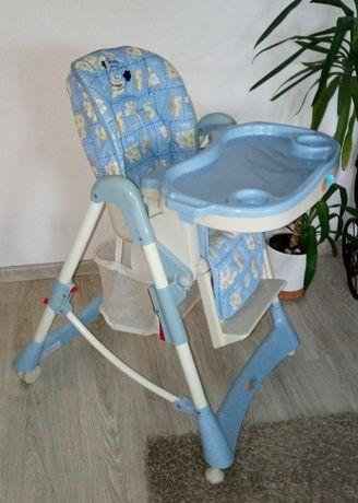 Krzesełko do karmienia. Krzesło dla dziecka.