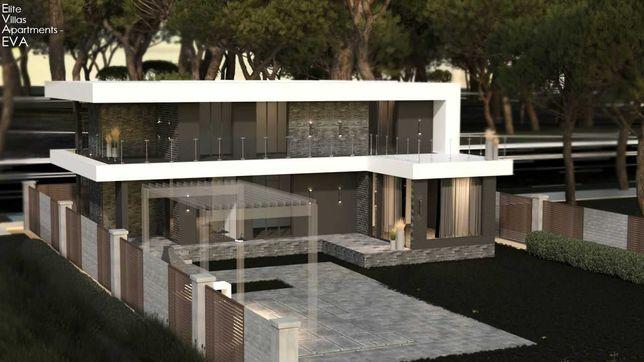 Квартира 245 м2 Бассейн Фонтан Море Терраса Рассрочка Элитный городок