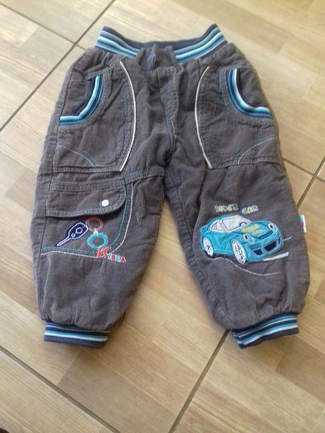 Зимові теплі штанішки