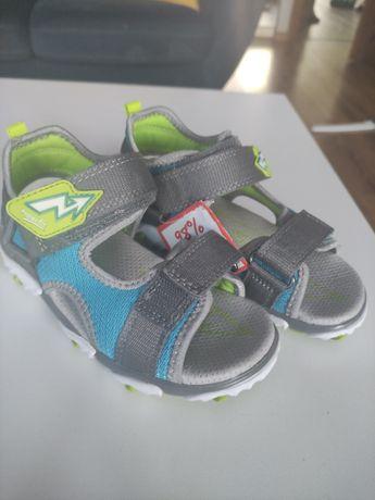 Sandały superfit 28 chłopięce nowe