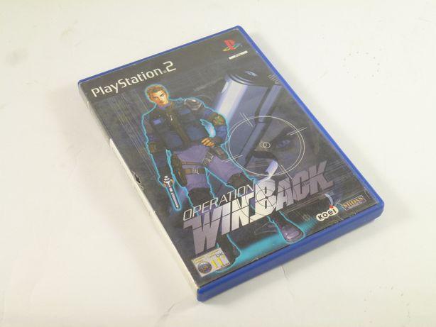gra OPERATION WINKBACK PS2 Playstation 2 2001