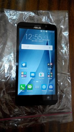 Смартфон Asus Zenfone 2 для игр и фильмов: 2 радиомодуля, Full HD, NFC