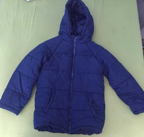 kurtka zimowa dla chłopca r.128