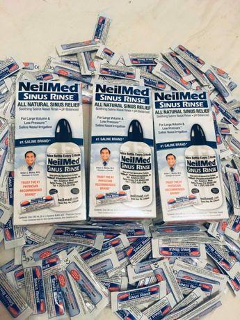 NeilMed Sinus Rinse средство для промывания носа США