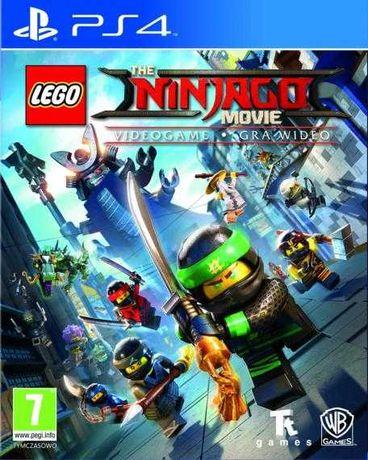 Lego Ninjago Movie - Gra Wideo PL PS4 UNIBLO Łódź Marynarska 2