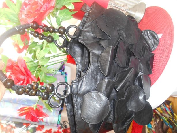 torebka czarna oryginalna