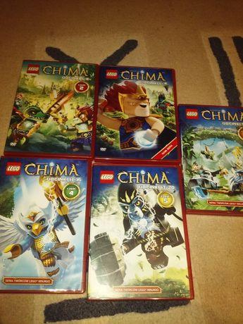 5 części lego chima