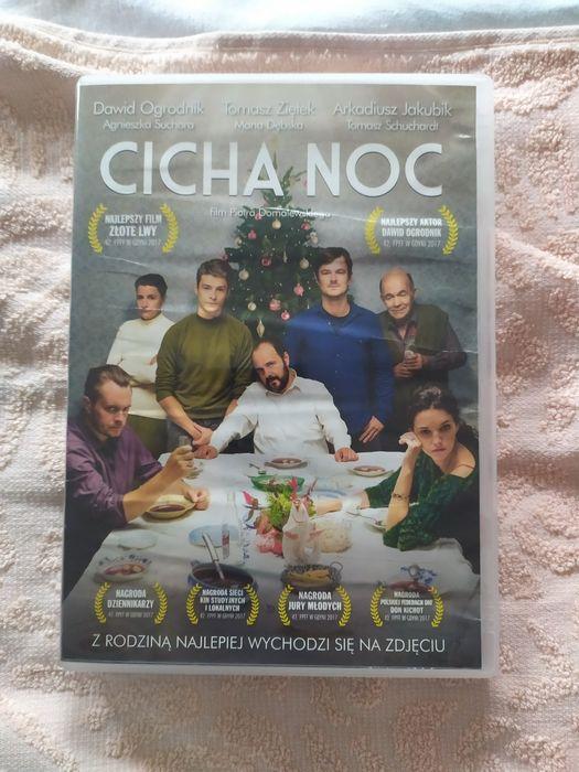 Film DVD Cicha noc - Piotr Domalewski Stargard - image 1