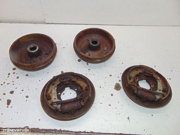 Citroen visa cubos das rodas de trás