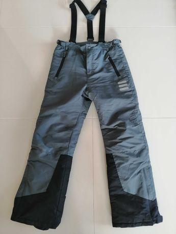 Spodnie narciarskie r. 164 SMYK