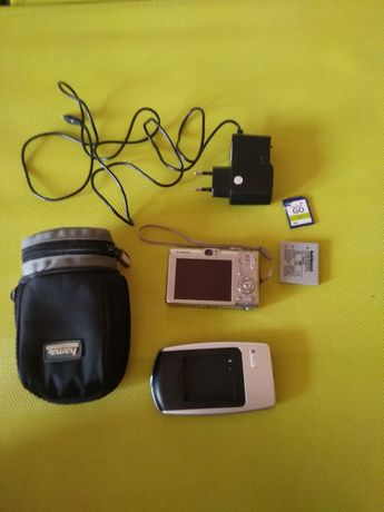 Sprzedam aparat cyfrowy ixus 60