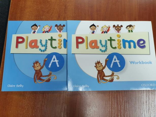 Playtime A Pupil's Book + Work Book