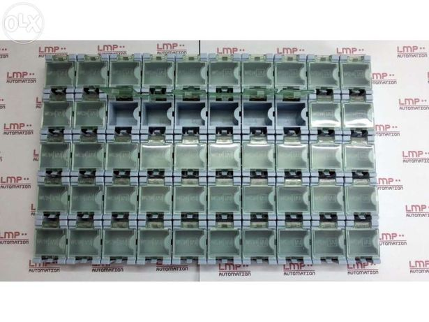 Caixas modulares componentes electronicos SMD com tampa